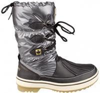 Winter-Grip Winter Grip Snowboots Lace Up Parelgrijs Dames Maat 36