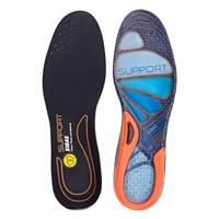 Sidas Inlegzool Cushioning Gel Support zwart