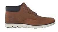 Chukka Leather Boots CA13EE Bruin Cognac-40 maat 40