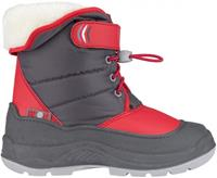 Winter Grip snowboots Hoppin' Bieber junior grijs/rood