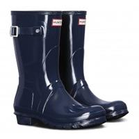 Hunter Women's Original Short Gloss Wellington Boots