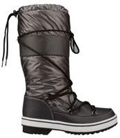 Winter-Grip Winter Grip Snowboots Lace Up hoog dames antraciet