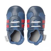 Sport Shoe Soft Soles Navy / Red