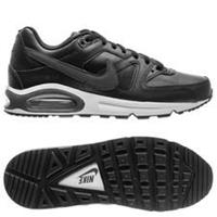 Nike Air Max Command Leer - Zwart/Wit