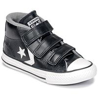 converse Star Player 3v Mid - Zwart