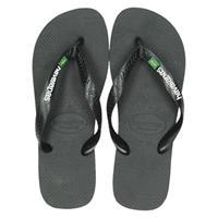 Havaianas Brasil slippers zwart