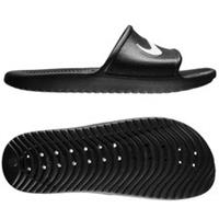 Nike Badslippers Kawa Shower - Zwart/Wit