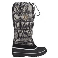 Winter-Grip Winter Grip Snowboots Hoog Dames Zwart/Antraciet