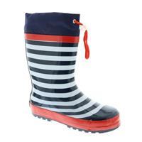 Playshoes Nautische rubberen laarzen - Kleurrijk - - Jongen