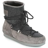 moon boot Sportschoenen  Far Side Low Suede Glitter by