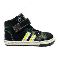 ShoesMe Zwarte  Veterschoenen Extreme Flex