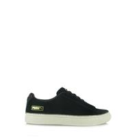 Sneakers Suede Trim by