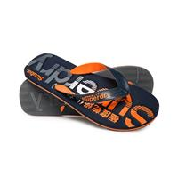 Superdry Scuba Faded Logo teenslippers