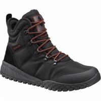 Columbia Winterschoen Fairbanks Omni-heat voor heren - Zwart