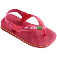 Havaianas Slippers Baby Brazil Logo by
