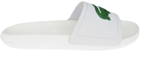 Lacoste slipper met Logo 7-37CMA0018082 Wit/Groen