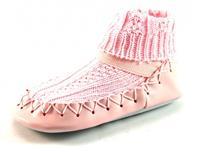 Stoute-schoenen.nl Bardossa sokpantoffels Roze BAR58