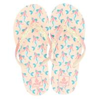 Reef Stargazer Mermaid slippers roze