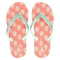 Reef Stargazer Pineapple slippers groen