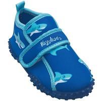 playshoes Aquaschoenen haai blauw - Blauw - - Jongen