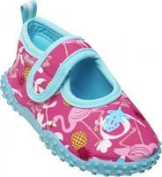 Playshoes waterschoenen Flamingo meisjes blauw/roze /33