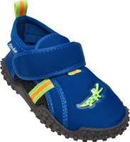 Playshoes waterschoenen Krokodil jongens navy 8/19