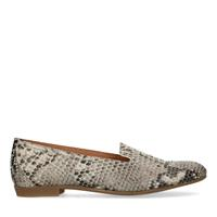 Sacha Snakeskin loafers - multicolor