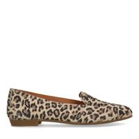 Sacha Panterprint loafers - multicolor