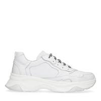 Sacha Witte dad sneakers - wit