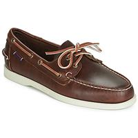 Sebago Veterschoenen Docksides Portland Waxed C by