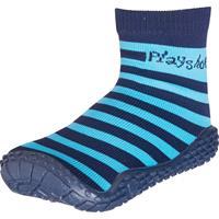 Playshoes zwemsokken junior blauw /31