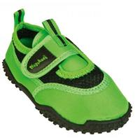 Playshoes waterschoenen neon junior groen /25