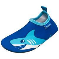 Playshoes waterschoenen haai uv bescherming blauw /21