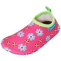 Playshoes Blotevoeten Schoenbloemen roze - Roze/lichtroze - - Meisjes