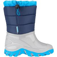 Winter-Grip Winter Grip snowboots Jelly Walker junior grijs/blauw  35