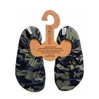 Slipstop Army zwemschoenen camouflage kids