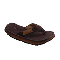 Cool Shoe teenslippers 2lux chestnut heren bruin /42
