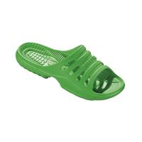 Beco Badesandale Damen neon grün 36