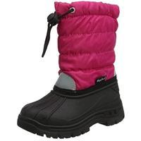 Playshoes snowboots Winter Bootie junior roze/zwart /27