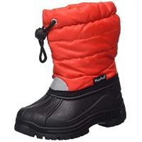 Playshoes snowboots Winter Bootie junior rood/zwart /25