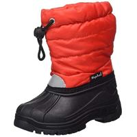 Playshoes snowboots Winter Bootie junior rood/zwart /27