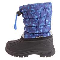 Playshoes snowboots Winter Bootie Verkeer junior blauw/zwart /27