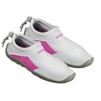 Beco waterschoenen dames grijs/roze