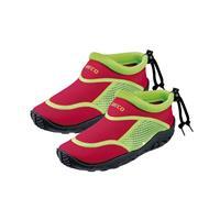 Beco waterschoentjes rood/groen junior