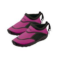 Beco waterschoentjes zwart/roze junior