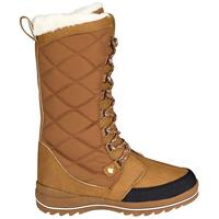 Winter-Grip Winter Grip snowboots Checkered Walker dames lichtbruin
