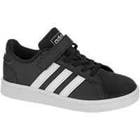 Adidas Zwarte  Sneakers Grand Court Kids
