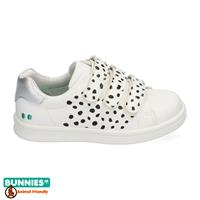 Bunnies Jr. 2140-900 meisjes sneakers wit