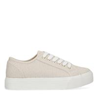 Manfield Beige sneakers
