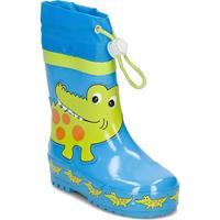 Playshoes regenlaarzen Krokodil /31 blauw